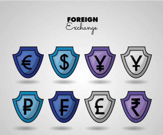 types of currencies being traded