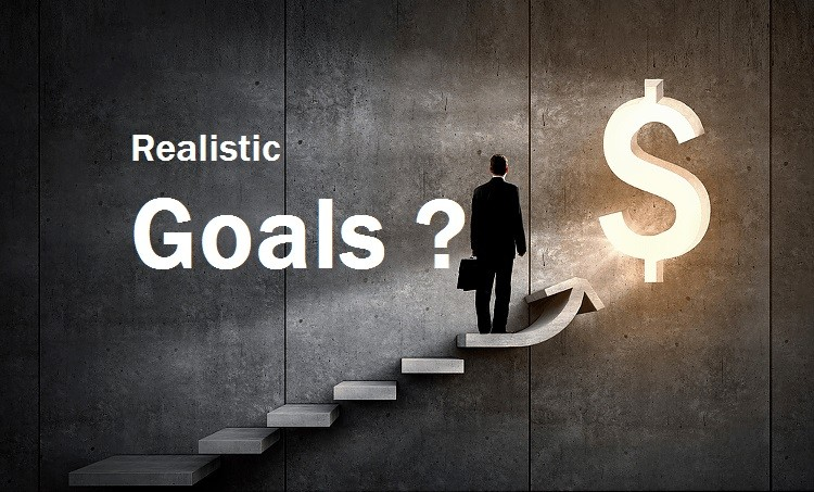 What is Realistic Goals in Forex Trading?
