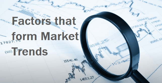 Factors that form Market Trends in Forex