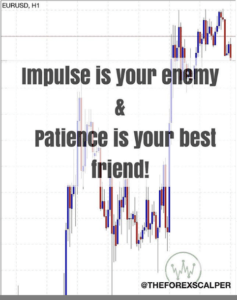 Patience in Trading