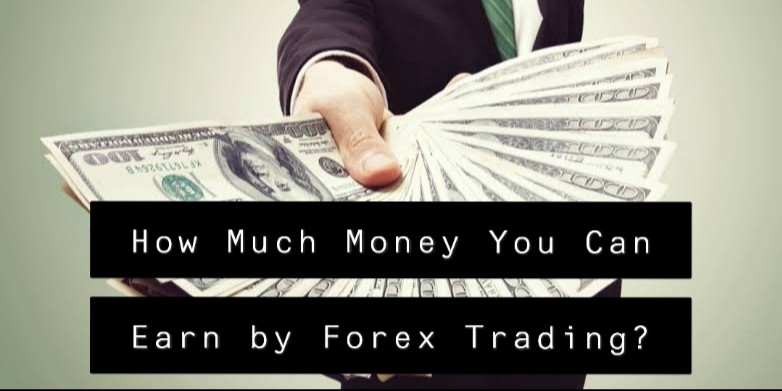 How Much Money You Can Earn by Forex Trading?