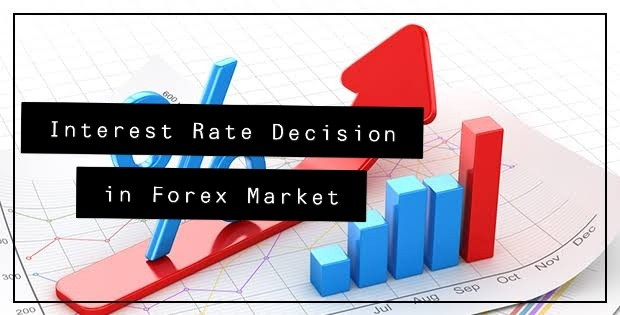 Importance of Interest Rate Decision in Forex Market