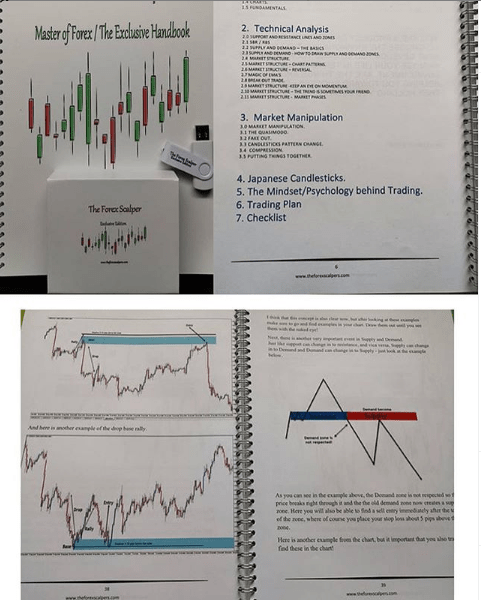 The Forex Scalpers Mentorship