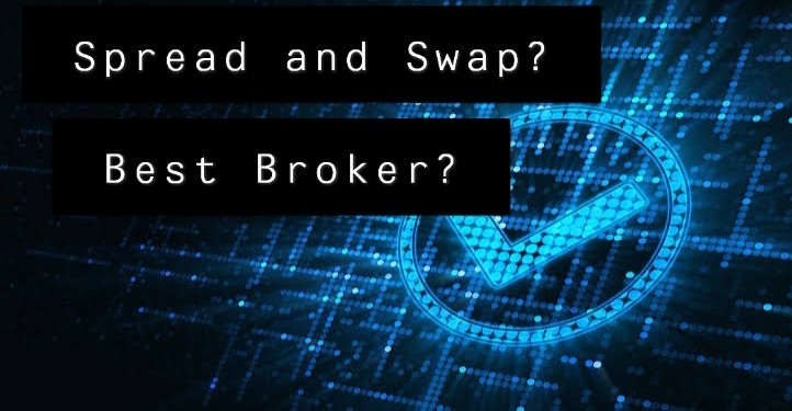 Spread and Swap in Forex Brokers?