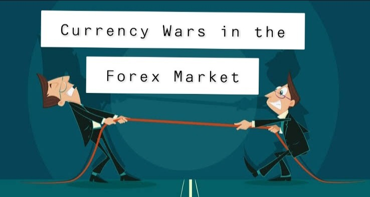 Currency War in the Forex Market