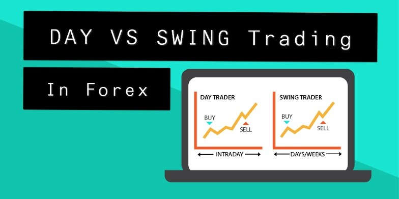 Day Trading Vs Swing Trading in Forex