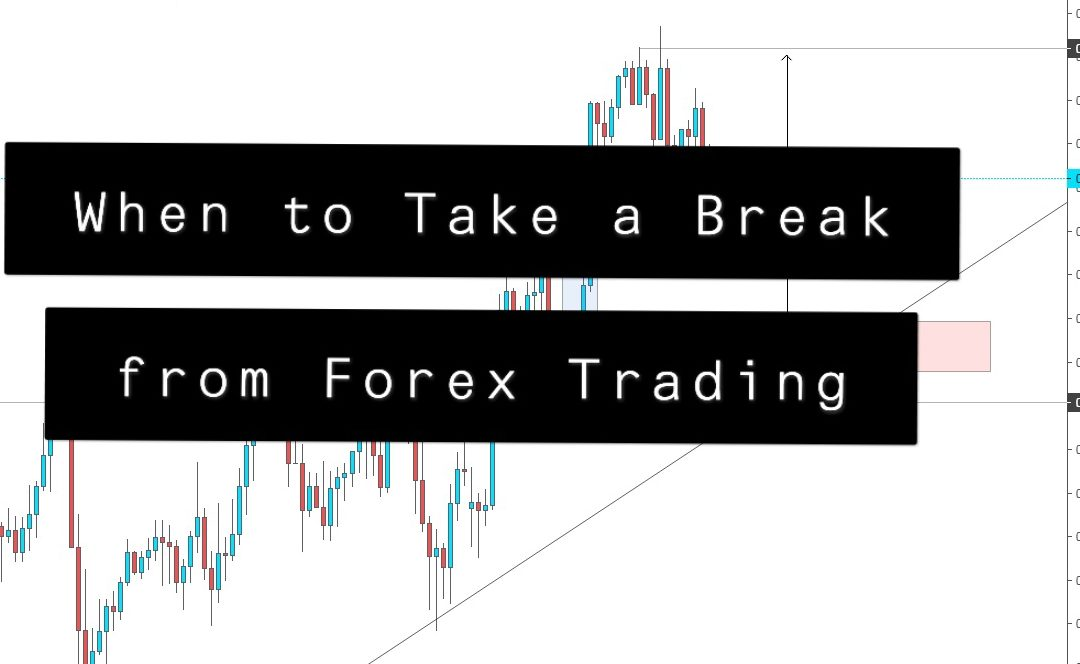 When to Take a Break from Forex Trading