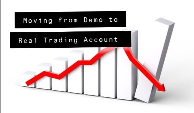 Moving from Demo to Real Trading Account in Forex