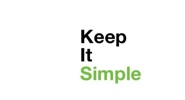 Why you should keep your trading simple