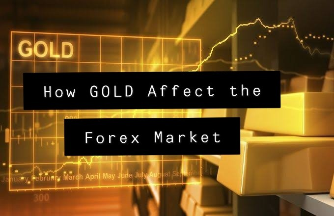 How Gold Affect the Forex Market